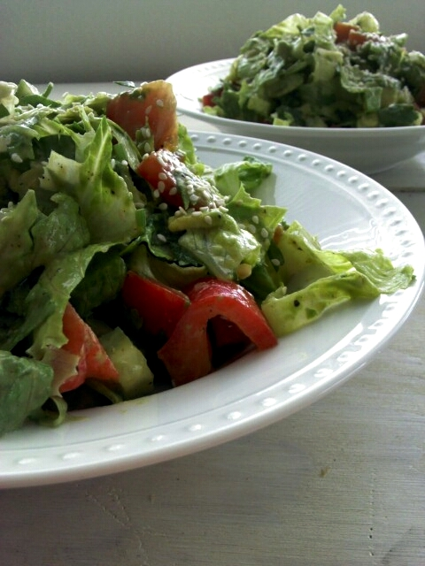 recipe salad vegan vegetarian cooking glutenfree how to cook salad