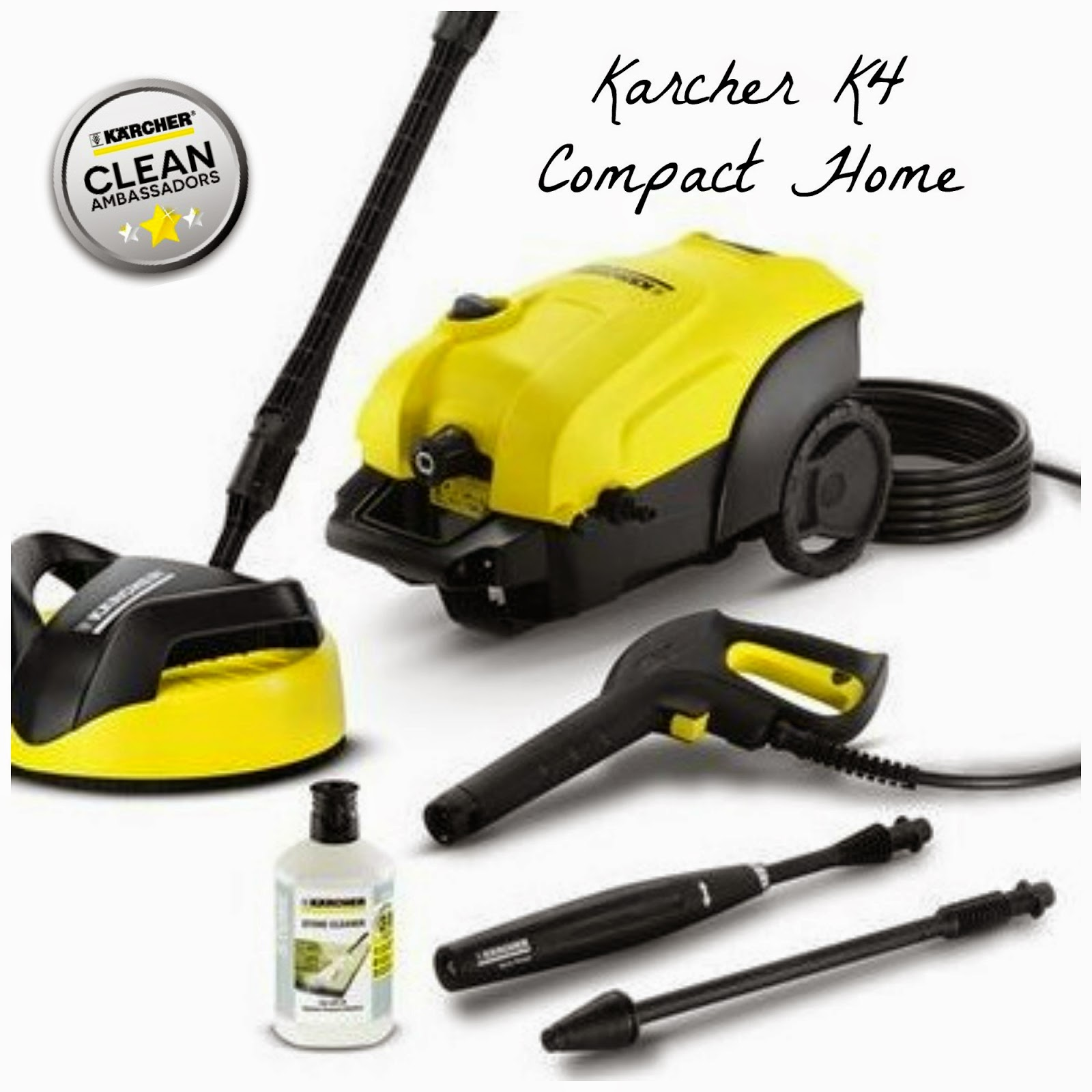 emmys mummy karcher k4 compact home review. Black Bedroom Furniture Sets. Home Design Ideas
