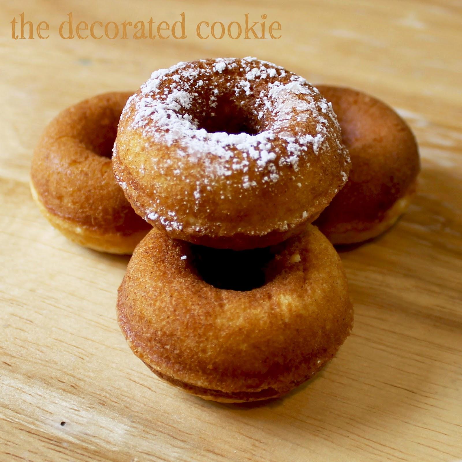 Recipe For Cake Donuts In Donut Maker