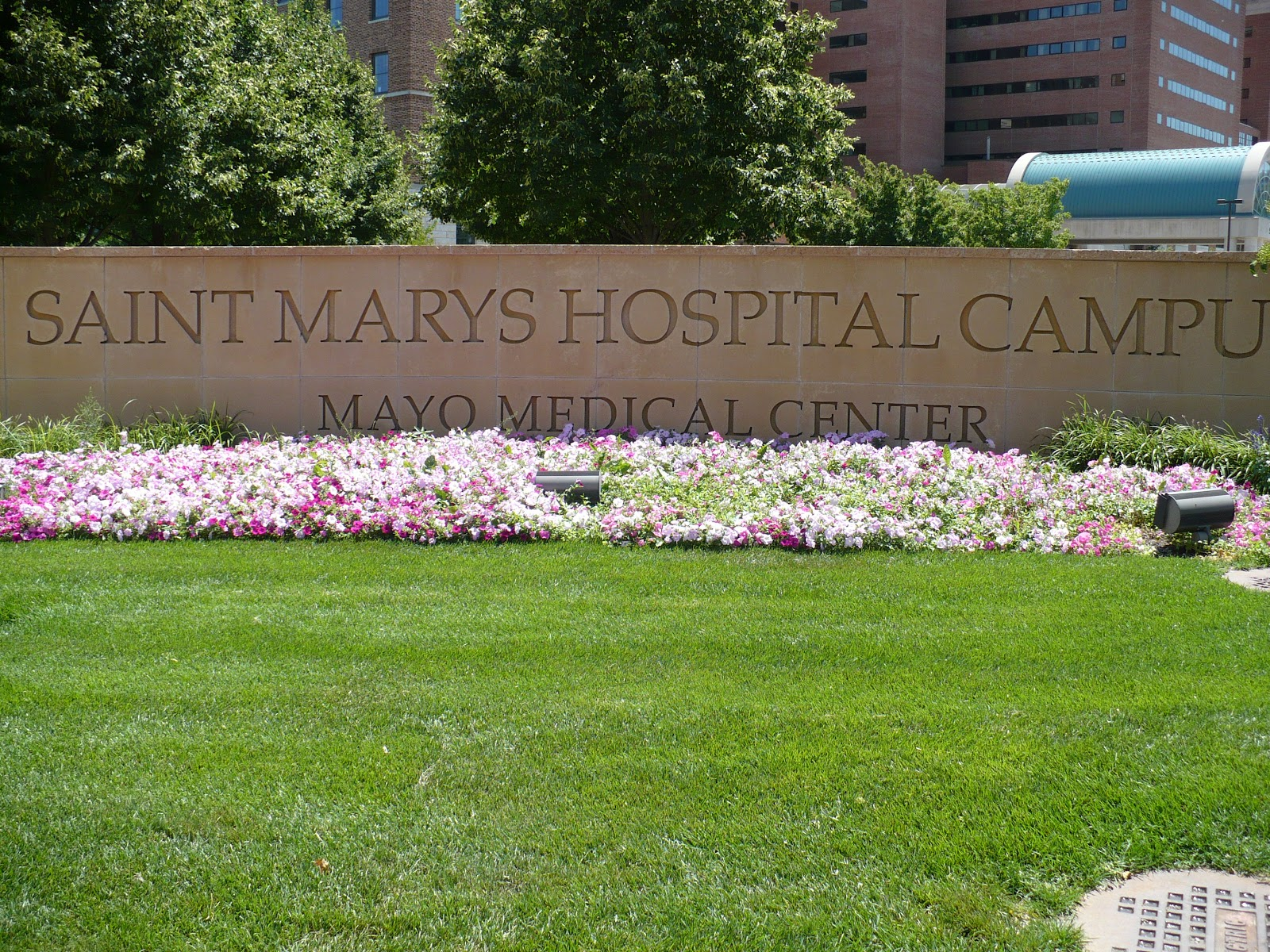 Superior My First Trip To The Mayo Clinic Was In May Of 1999 When I Had My Fourth  Open Heart Surgery At St. Maryu0027s Hospital. Four Years Later, Faith Stayed  At St. ...