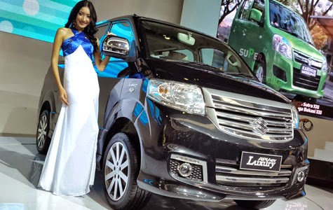 SPG Suzuki APV New Luxury IIMS 2014