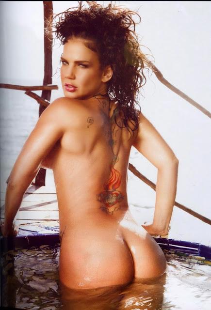 Fotos Niurka Marcos Revista Playboy Marzo 2014 - México