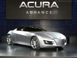 Acura, Honda Motor Company
