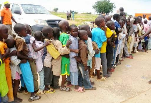 NIGERIAN TOP SECRET: NEMA registers 8,000 IDPs after ...