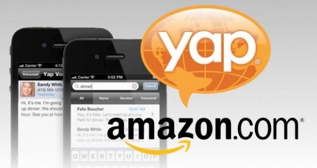 """Amazon se está metiendo en todos los fregados, de cabeza en el mundo de los dispositivos móviles… y de las aplicaciones. Tras el lanzamiento del Kindle Fire, ahora ha puesto sus ojos en Yap, compañía dedicada al software de reconocimiento de voz, que acaba de comprar. Es inevitable pensar en ello cómo una maniobra para neutralizar a la última """"niña mimada"""" de Apple, la Siri del iOS5. Además Amazon es consciente que detrás de estos sistemas de reconocimiento de voz hay mucho más negocio del generado por dar simple ordenes a nuestra tablet y smartphone. La compañía podría derivar Yap"""