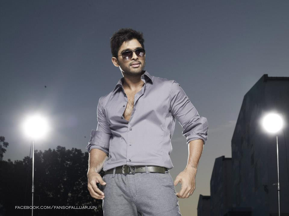 Tollywood Tab: Allu Arjun Photo Shoot For His FB Fan Page