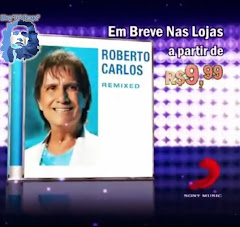 O novo CD de Roberto Carlos! - REMIXED