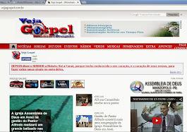 Site Veja Gospel
