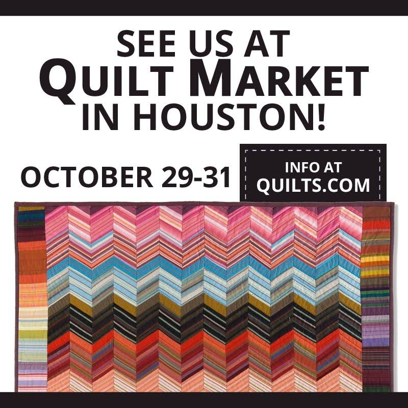 Fall Quilt Market 2016