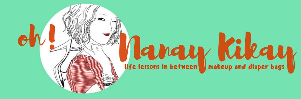 Nanay Kikay: a Cebu Beauty, Mommy and Lifestyle Blog