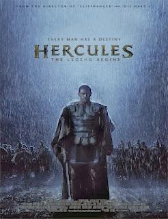 Pelicula Hercules, el origen de una leyenda online gratis