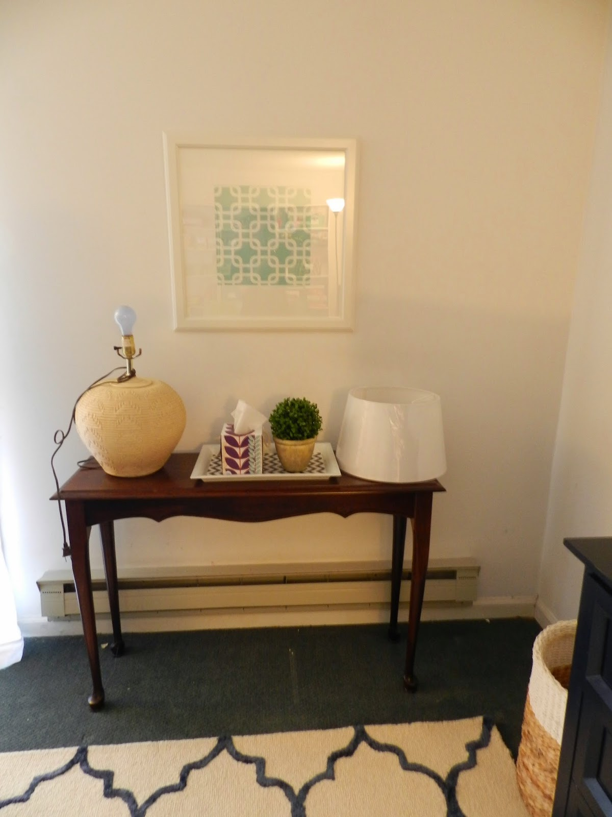 Swoon Style and Home: More Progress in the Playroom: art table ...
