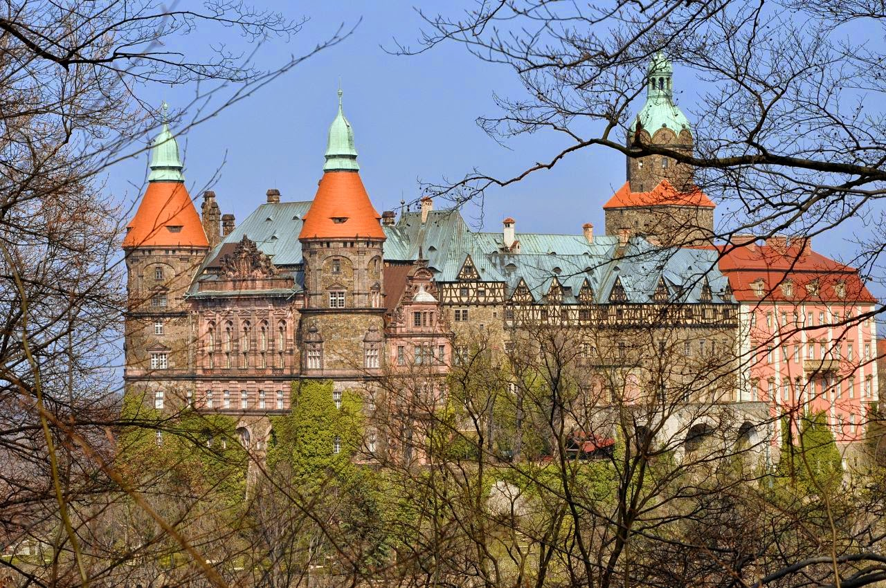 zamek Książ koło Wałbrzycha