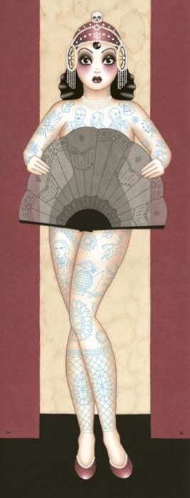 Angelique Houtkamp art
