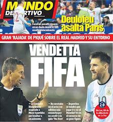 La vendetta de la FIFA