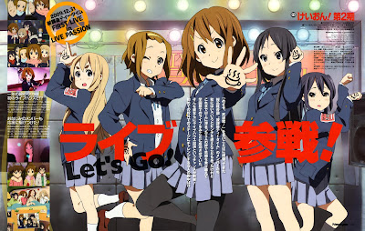 K-ON!! 2 [26/26+Especiales][50MB][Anime][Jap]