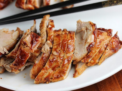 Asian BBQ Roast Pork