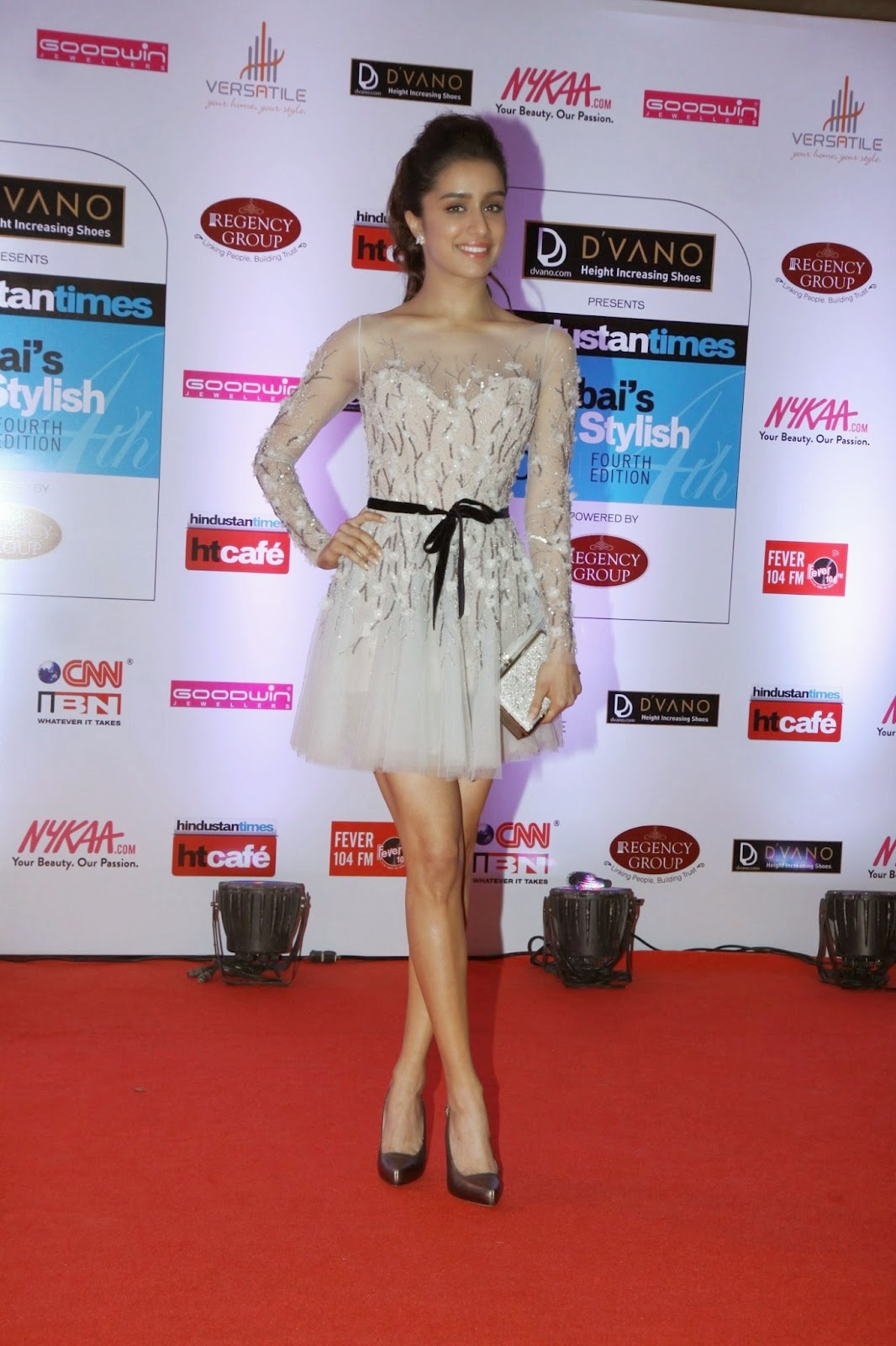 Super Sexy Bollywood Female Celebrities At Hindustan Times Mumbais Most Stylish Awards 2015 In Mumbai