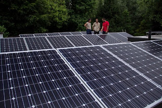 PV Panels Power Farm