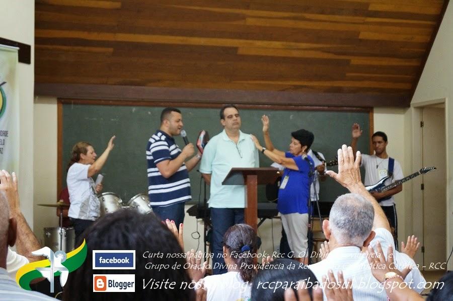 Sábado 22/03/2014 Pregação Ricardo Emílio.