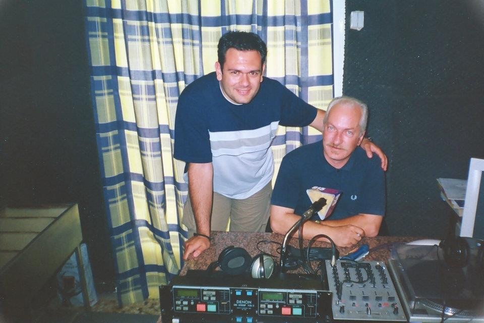 Studio Δημοτικής Ραδιοφωνίας Τρίπολης 91,5