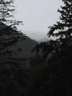 Imagen del Mont Blanc tomada a las 13. horas Corredordemontana @CdMSpain
