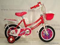 Sepeda Anak Everbest 12-999 Heart 12 Inci