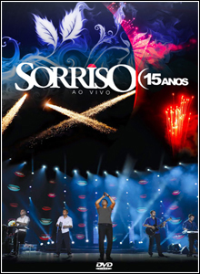 Download DVD Sorriso Maroto 15 Anos Ao Vivo DVDRip 2012
