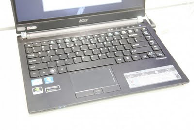Acer Aspire 8481 / 14-inch Ultra Slim Laptop review
