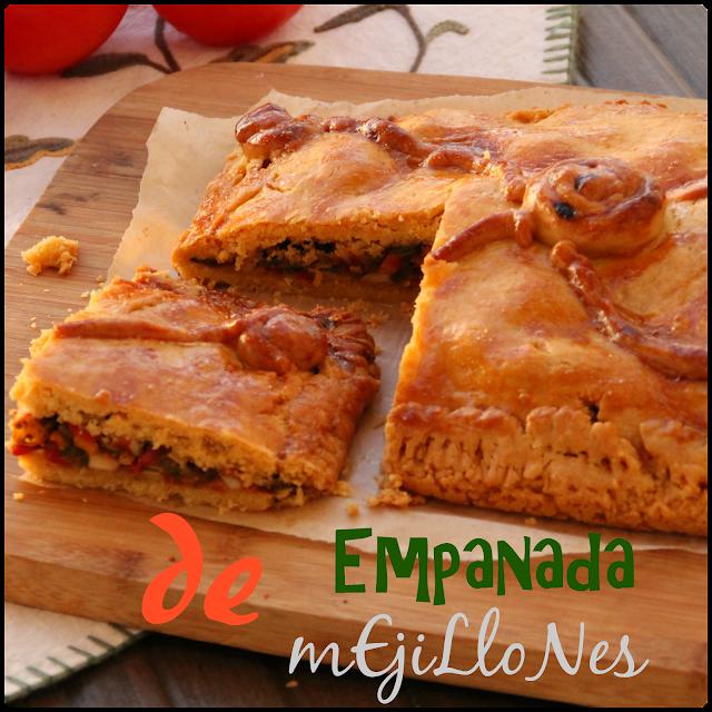 Empanada De Mejillones {receta Gallega}