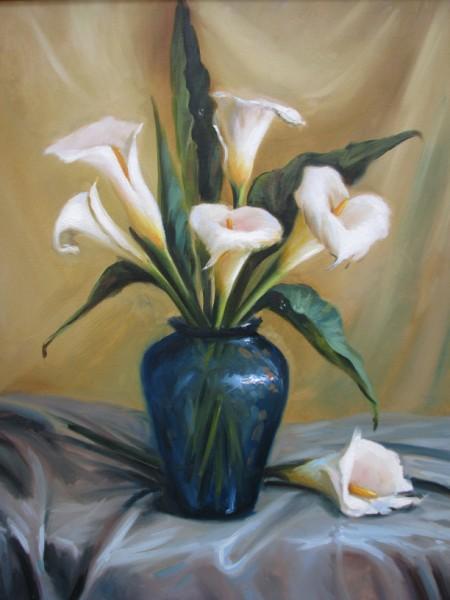 Douglas okada flores - Fotos jarrones con flores ...