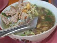 Resep praktis (mudah) soto kwali spesial (istimewa) khas solo enak, gurih, lezat