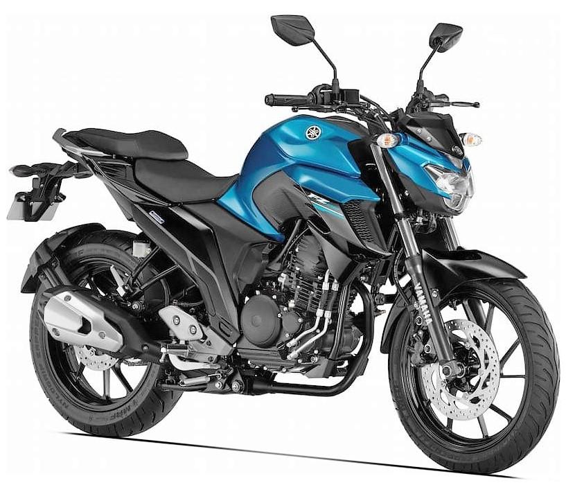 New 2017 Yamaha FZ25