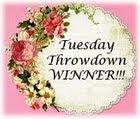 Tuesday Throwdown winner
