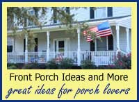 We have been Featured on Front-Porch-Ideas-and-More!