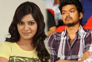 Vijay's next movie first look on Tamil New Year