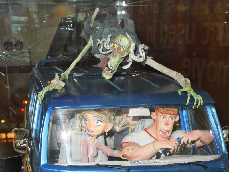 ParaNorman stopmotion animation puppets