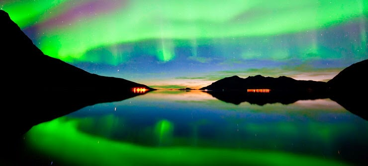 Northern Lights (Photo by Gaute Bruvik)