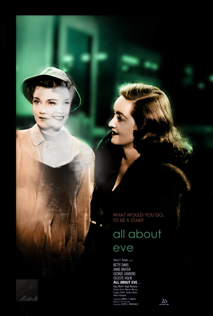 all about eve All about eve is heading to a movie theater near you march 5 & 8.