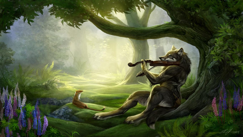 http://3.bp.blogspot.com/-xnw6oomMh74/T6dmX_zdlRI/AAAAAAAABSg/r9Xei_RobAY/s1600/fantasy-violin-playing-wolf-wallpaper,1360x768,63174.jpg