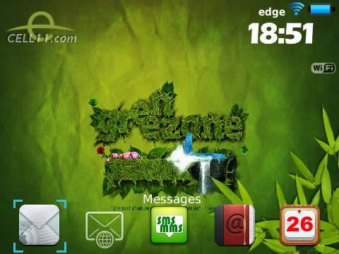 Download Tema Blackberry Keren | ilmuini