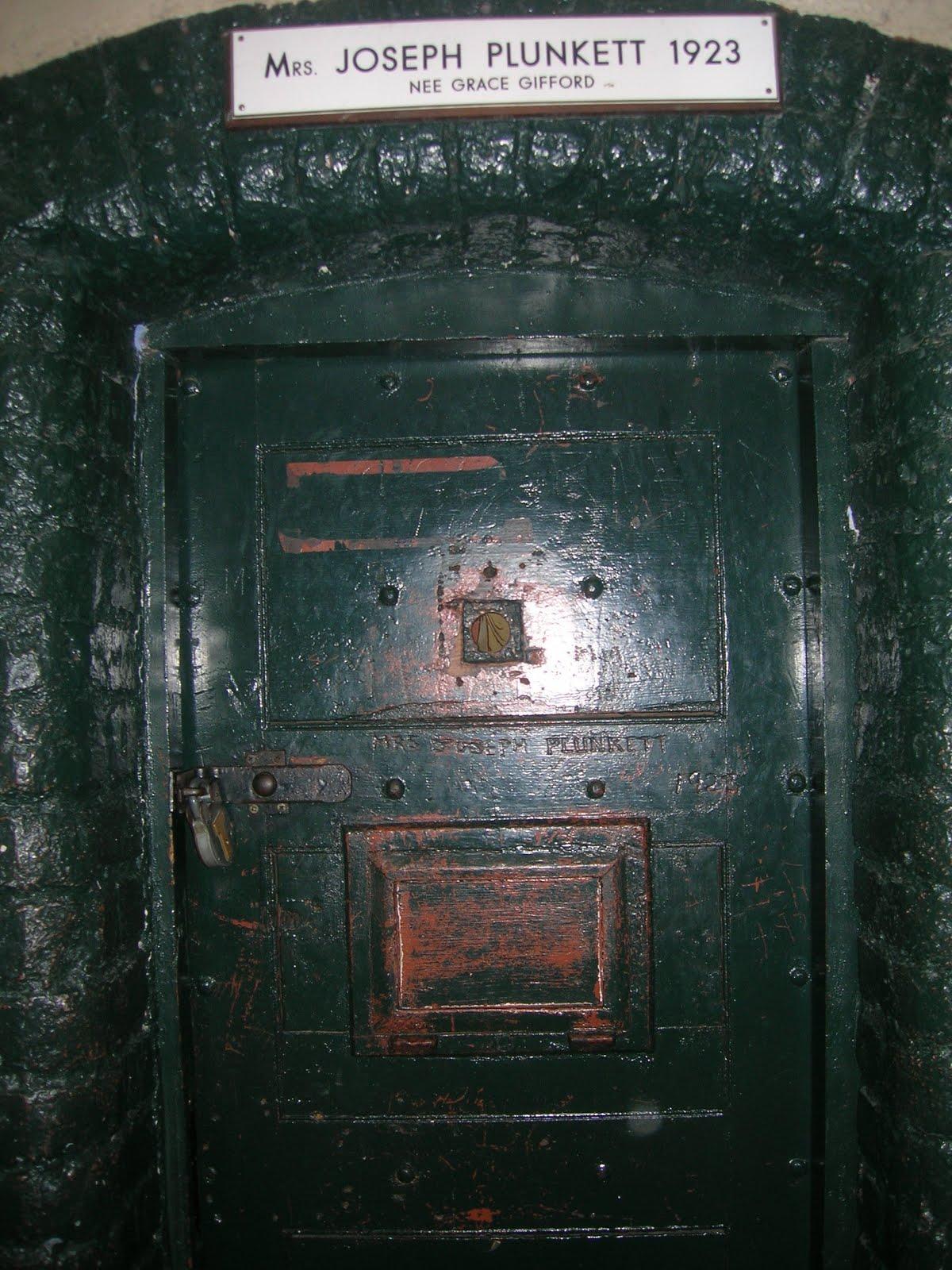 Mrs Plunkett's Cell