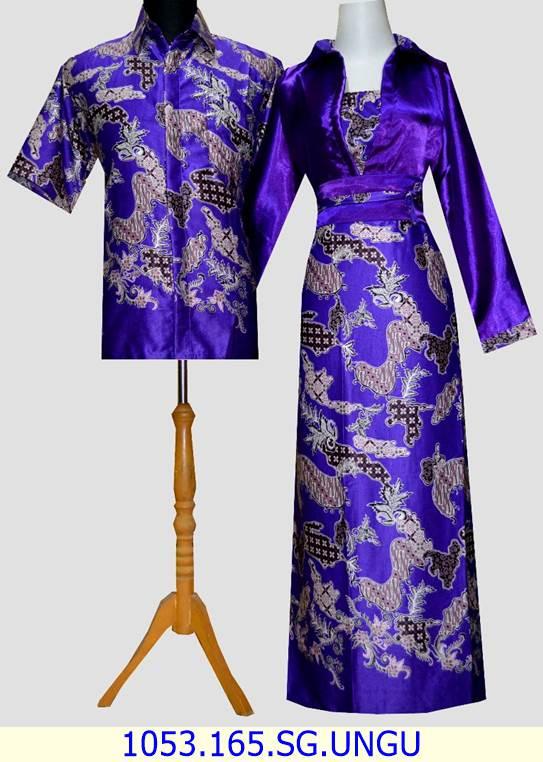 Butik Rajwaa S Collection Sarimbit Gamis Batik Kode Baju