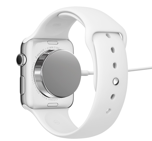 Come si ricarica l'Apple Watch