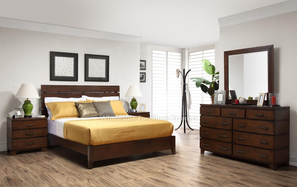 Contemporary Platform Beds from Lifestyle Solutions that Embody a ...