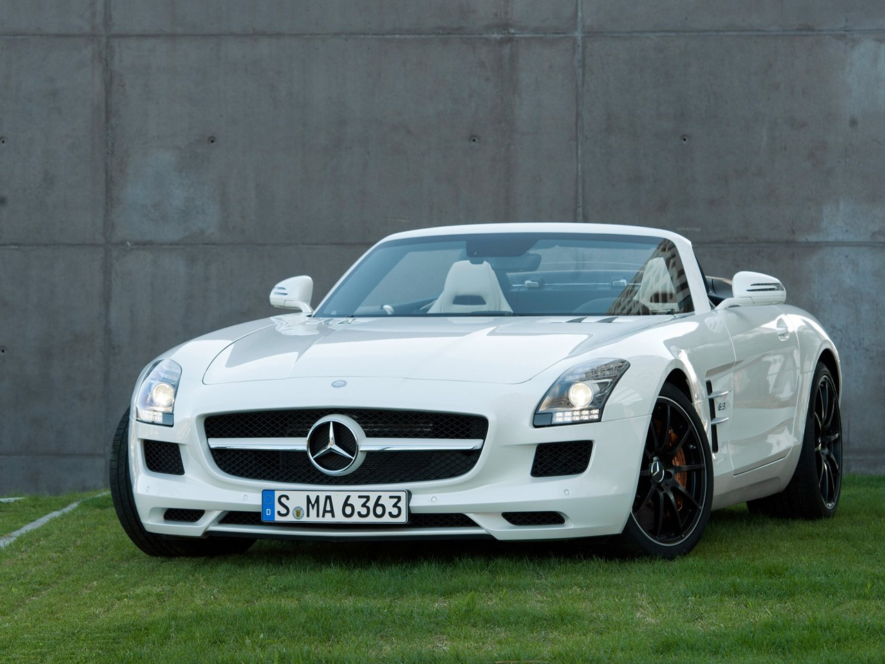 Mercedes Benz Sls 6 3 Amg 2012 Car Information News