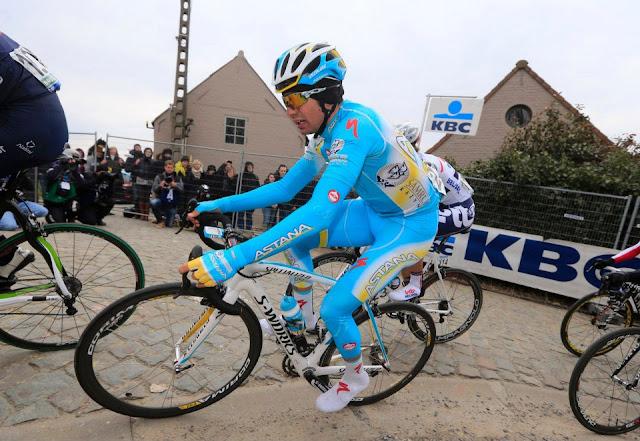 Specialized Astana Fiandre 2013