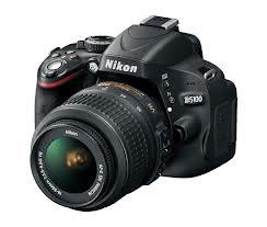 My camera - Nikon D5100