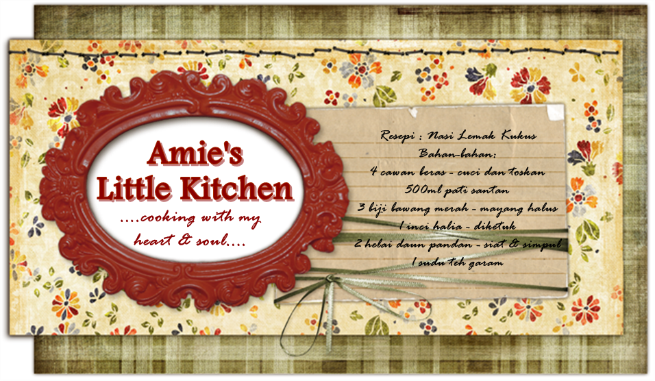 AMIE'S LITTLE KITCHEN