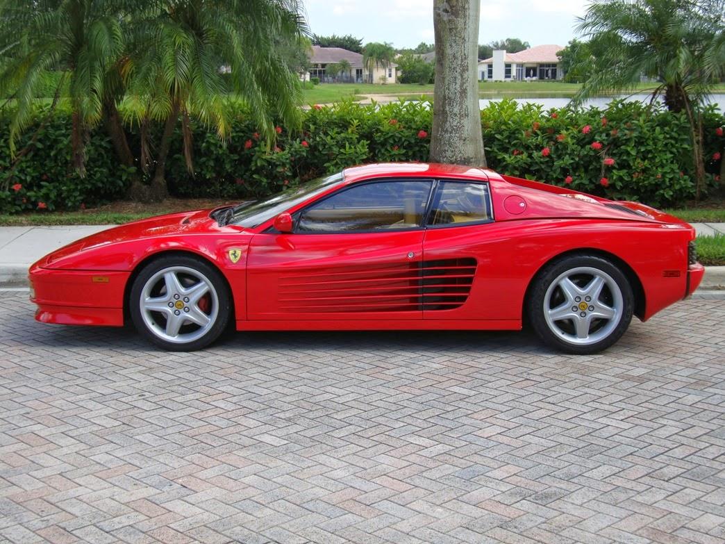 Awesome 1989 Ferrari Testarossa Auto Restorationice